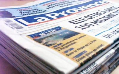 Tapie refuse d'indemniser les journalistes qui ont quitté la Provence