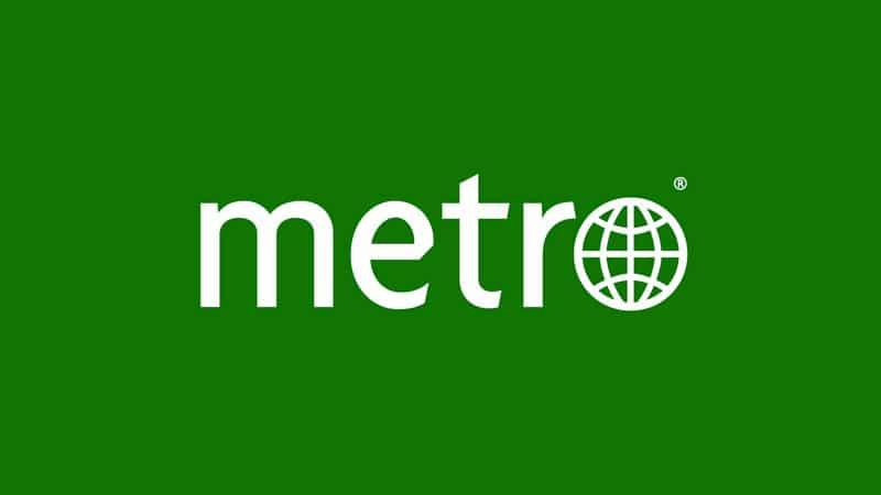 Metronews : fin de partie le 3 juillet