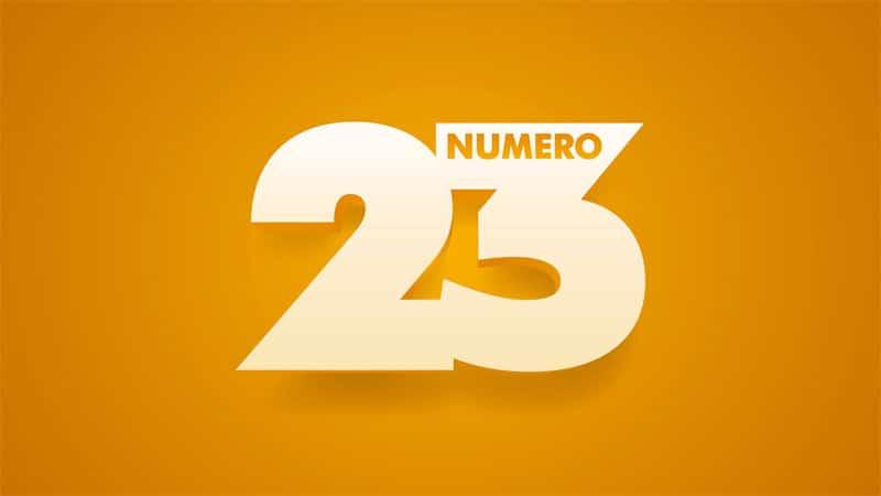 Numéro 23 dans le collimateur des sociétés de droits d
