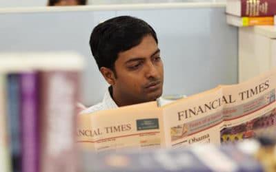Le Financial Times bientôt sous pavillon japonais