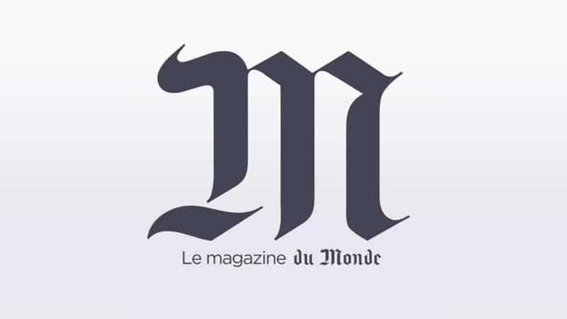 « M Le Magazine » du Monde, une plaquette publicitaire
