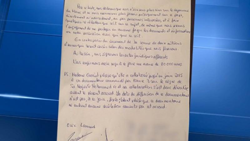 Deux journalistes français interpellés pour chantage auprès du roi du Maroc