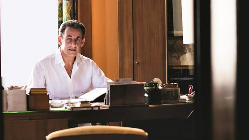Valeurs Actuelles confirme son engagement pour Sarkozy
