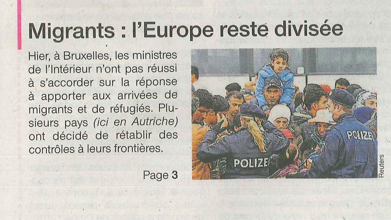Ouest-France: la guerre des images