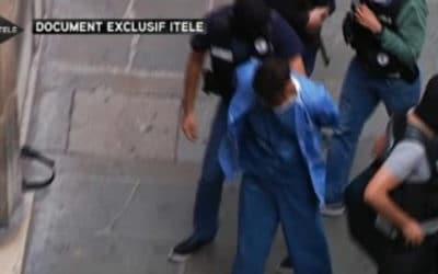 I‑Télé mis en garde pour avoir montré El-Khazzani menotté