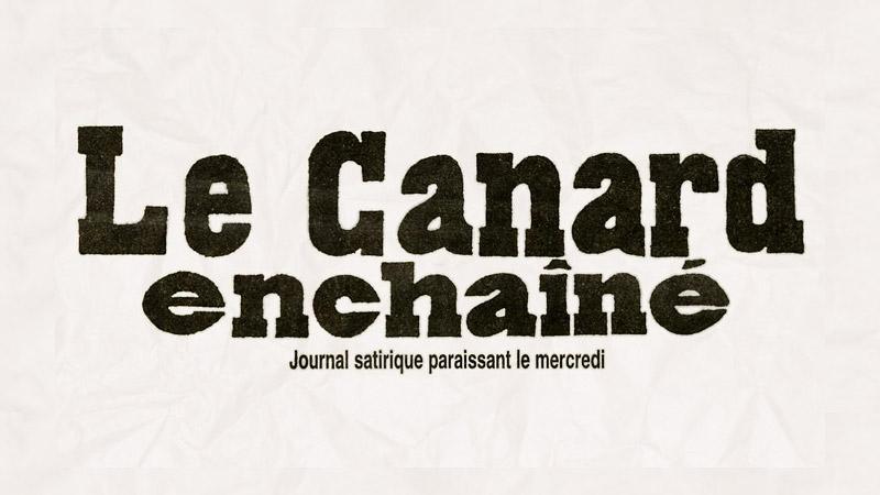 Diffusion toujours en baisse pour Le Canard enchaîné mais moins qu'en 2013