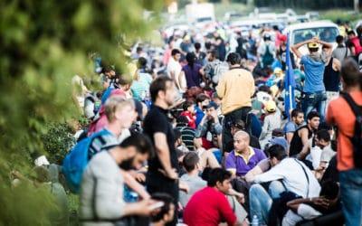 Migrants, réfugiés, clandestins, envahisseurs : la guerre desmots