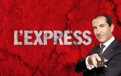 Fronde à L'Express contre la stratégie « suicidaire » deDrahi