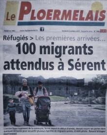 Immigrés à Sérent : le Ploërmelais publie un photomontage sans prévenir ses lecteurs