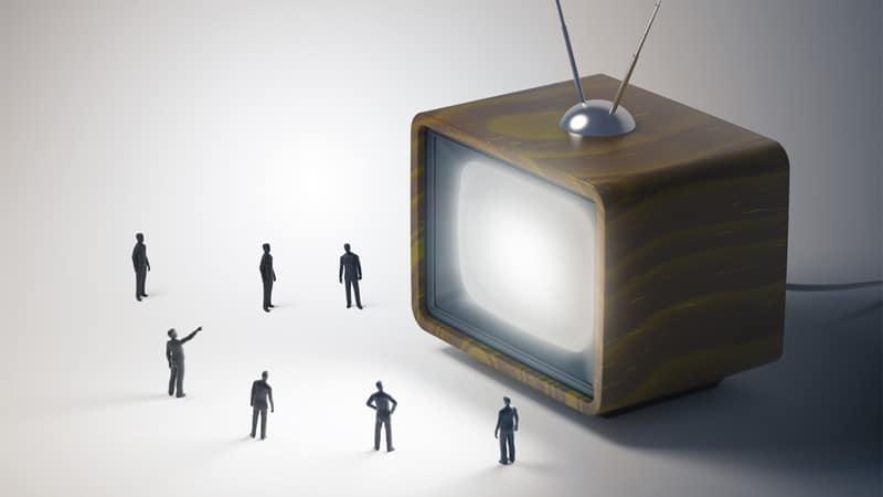 Le CSA estime qu'il y a trop de blancs à la télévision