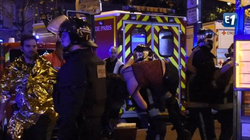 Attentats : un journaliste d'Europe 1 présent au Bataclan témoigne
