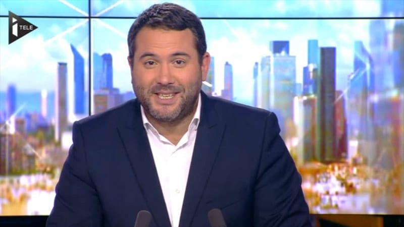 Mélenchon fustige I-Télé et « le lecteur de prompteur » Bruce Toussaint