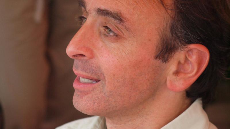 Éric Zemmour, l'homme qui ne voulait pas se taire