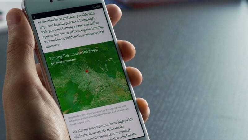 "<span class=""dquo"">«</span> Instant Articles » de Facebook débarque en France"