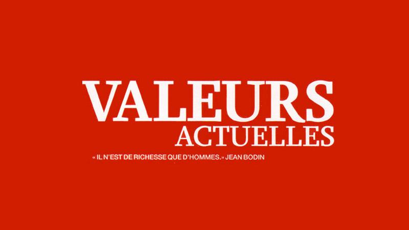 Exclu des aides à la presse, Valeurs Actuelles saisit Bruxelles
