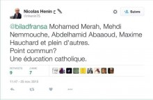 Une éducation catholique...