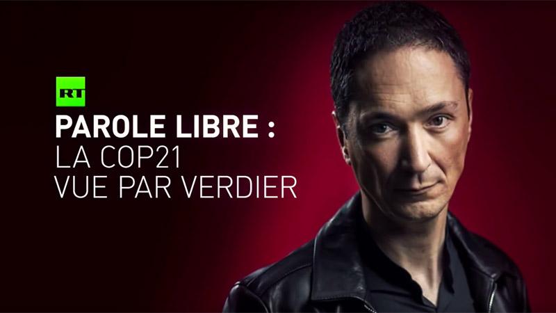 Philippe Verdier rejoint RT France et se fait lyncher par ses confrères