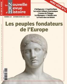 Les peuples fondateurs de l'Europe : le nouveau Hors-série de la NRH