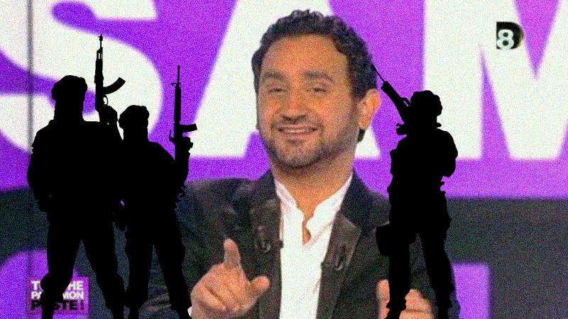 Pour Onfray, Hanouna est un symbole de cette médiocrité qui pousse au jihad
