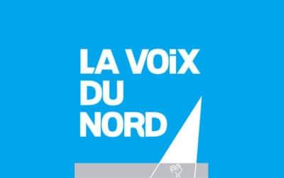 Le groupe La Voix Du Nord, un organe de presse militant