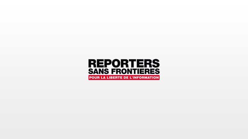 Journalistes tués en 2015 : la France en troisième position