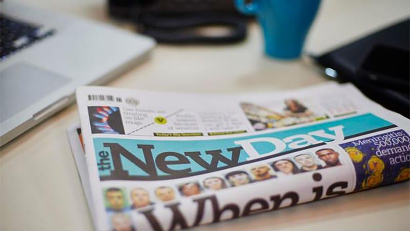 Royaume-Uni : lancement d'un quotidien 100 % papier et « neutre politiquement »