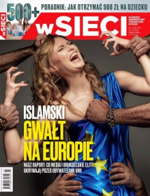 « Viol islamique de l'Europe »