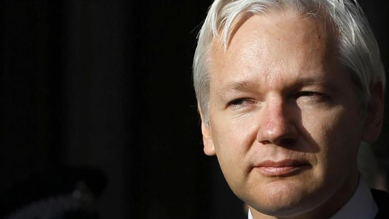 Le prix Albert-Londres solidaire de Julian Assange
