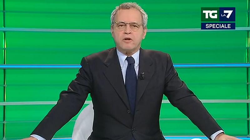 Enrico Mentana : l'indépendance d'un journaliste italien