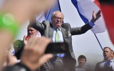 Le CSA exclut Jean-Marie Le Pen du temps de parole duFN