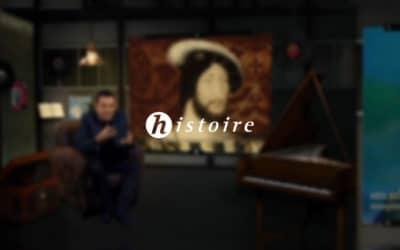 Patrick Buisson quitte la direction de la chaîne Histoire et est remplacé par Christophe Sommet