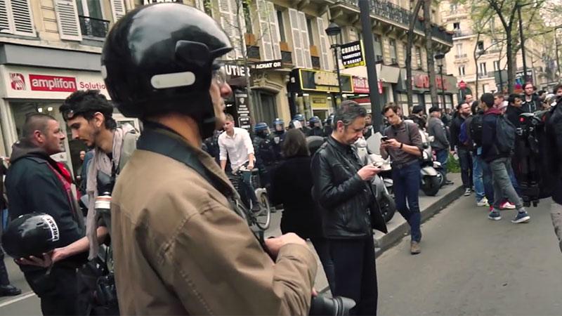France : des policiers déguisés en journalistes ?