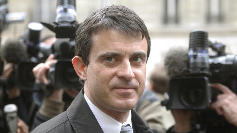 L'interview israélienne de Valls verrouillée par 4 journalistes de Patrick Drahi