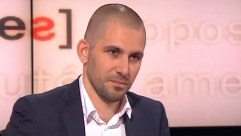 Sylvain Chazot : un militant politique au Lab