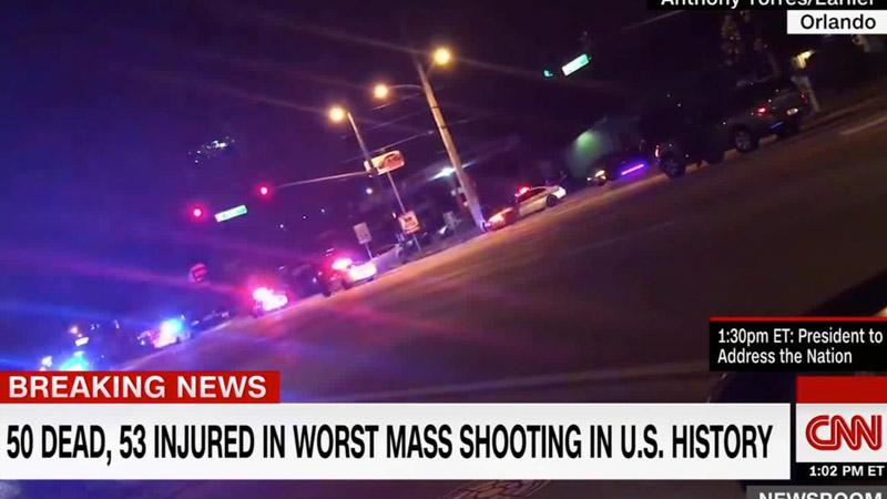 Tuerie d'Orlando : comment les médias ont voilé l'ennemi