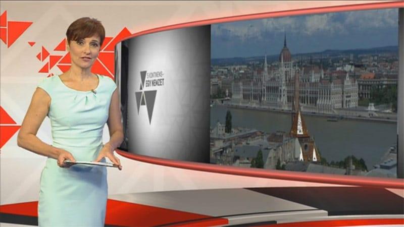 Hongrie : la télévision publique devance ses concurrents en matière d