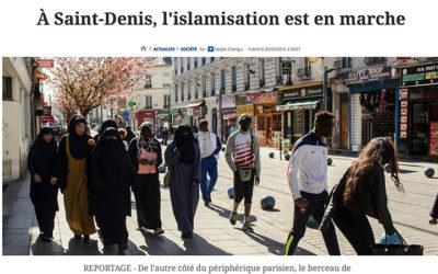 Islamisation de Saint-Denis : circulez, y a rien àvoir!