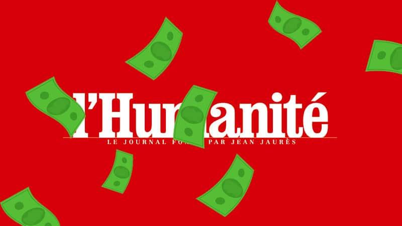 Au secours de L'Humanité, qui sont les généreux donateurs?