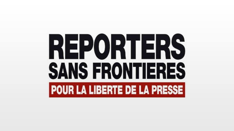Un rapport de RSF s