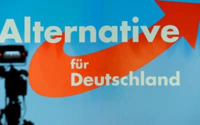 La poussée de l'AfD en ex-Allemagne de l'Est vue par les médias français: point Godwin à tous les étages