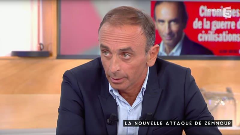 Le CSA a reçu « 700 plaintes » après le passage de Zemmour sur France 5