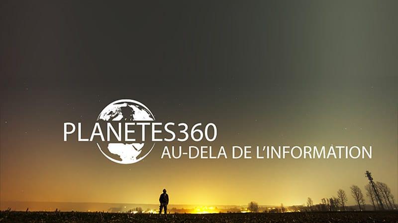 Entretien avec l'animateur du site alternatif Planètes360