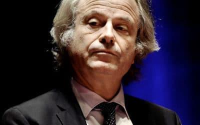 Franz-Olivier Giesbert, la connivence tranquille (portrait vidéo)