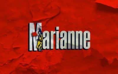 Ça tangue à Marianne