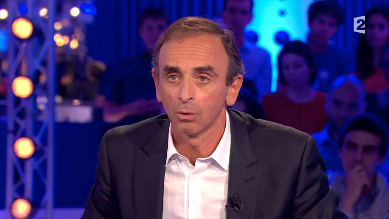 La SDJ de RTL se désolidarise d'Éric Zemmour