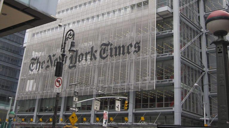 Élections américaines : le New York Times s'excuse et promet plus d'honnêteté