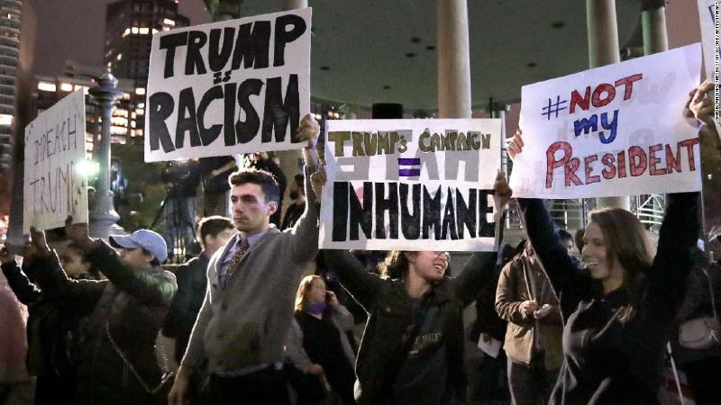 Victoire de Trump : Soros et ses alliés se rebiffent