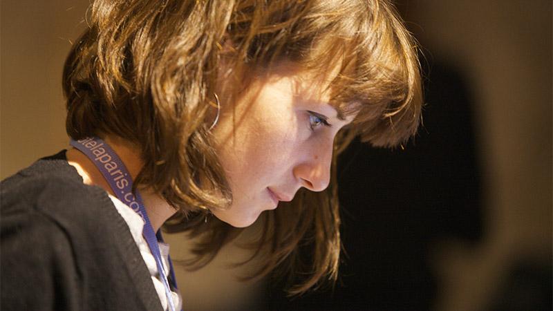 Alice Antheaume : la Voix de Sciences po