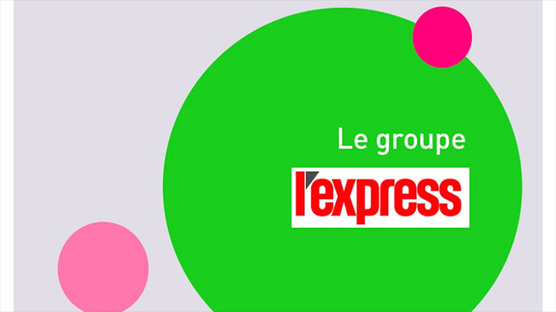 Infographie : le groupe L'Express