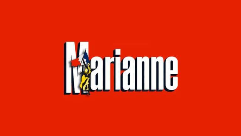 L'hebdomadaire Marianne en cessation de paiement